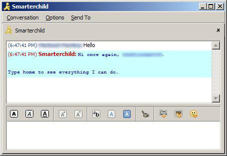 SmarterChild